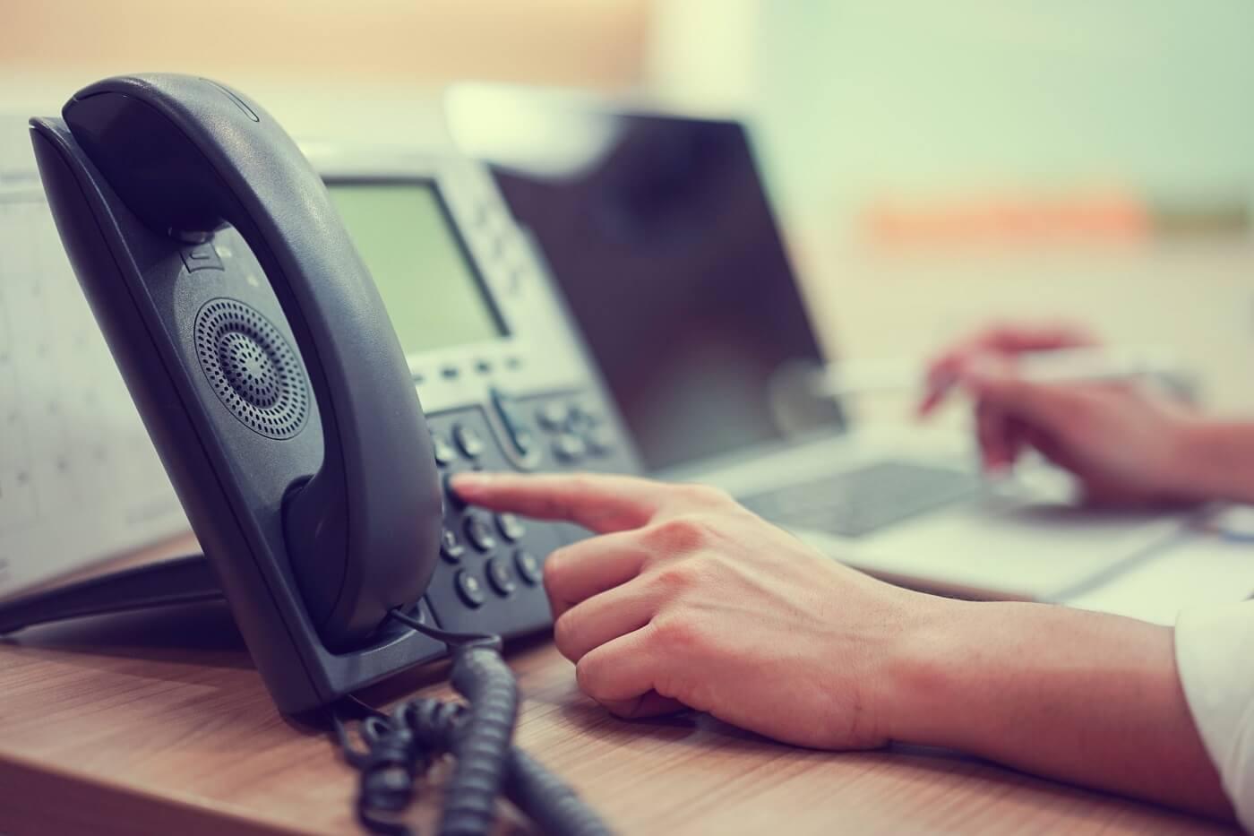 Entreprise de télécommunication - téléphonie IP