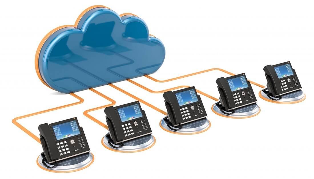 Téléphonie IP - Centre d'appel